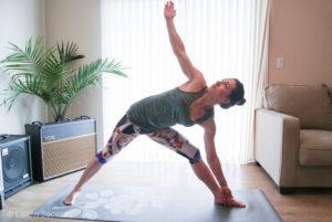 10minute feel good postworkout yoga flow  rebel heart