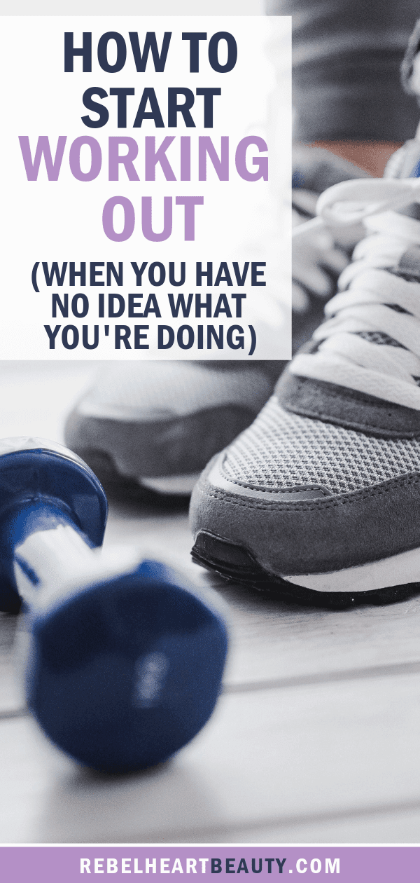 How to start working out for beginners! Don't know where to get started at the gym, or what to do for exercise at home? Here's your guide to beginner workouts for women. #fitness #beginnerworkout #womensfitness